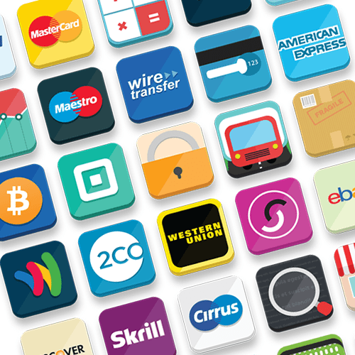 33 icon free cms eccomerce download