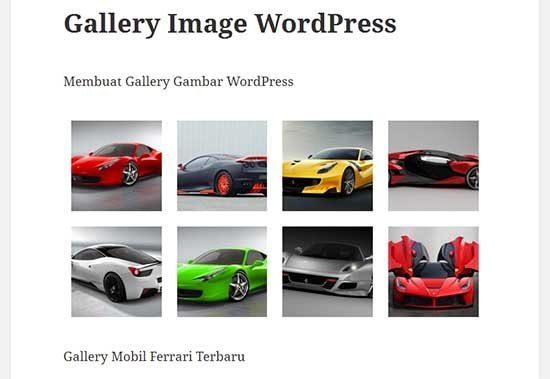 gallery-images-wordpress
