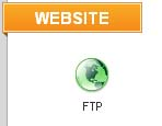 create ftp hosting ipgae
