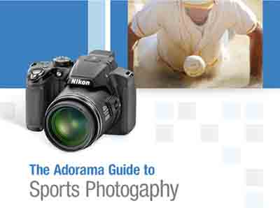 ebook photographers adorama-sports-photography