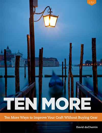 download  ebook TEN MORE - Ten More Ways to Improve Your Craft Without Buying Ge