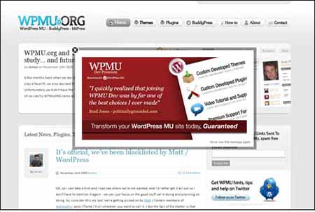 plugin pop up WordPress