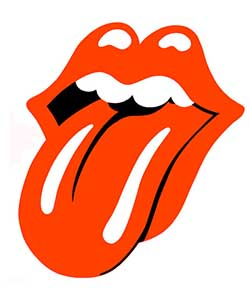 logo band rollingstones
