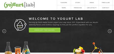 yogurtlabs-com web desain inspirasi wordpress