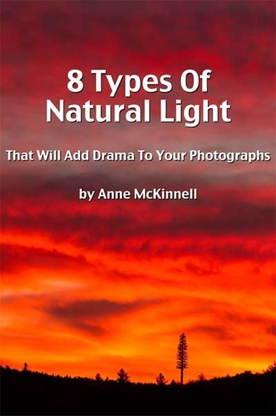 8-types-of-natural-light ebook gratis photographers