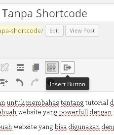 button plugin Shortcode Buttons