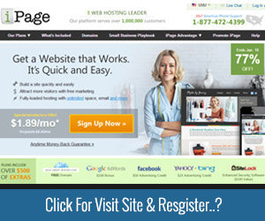 The best iPage hosting