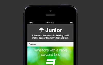 junior framework mobile