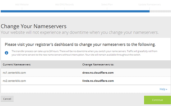 name-server-cloudflare