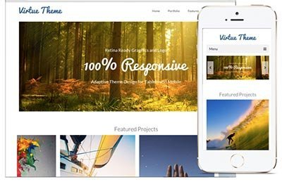 virtue-theme ecommerce wordpress free download