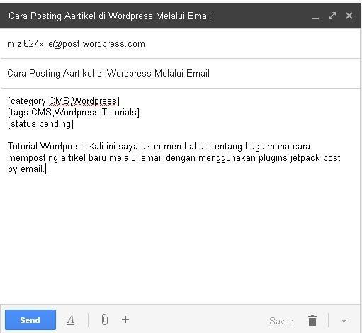 post by email 2