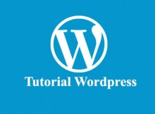 tutorial wordpress cover