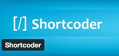 shortcoder wordpress