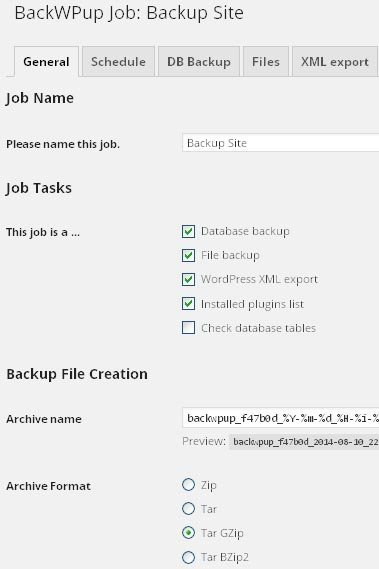 wordpress backup2