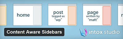 content aware sidebars plugin