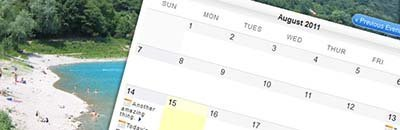 my calendar wordpress