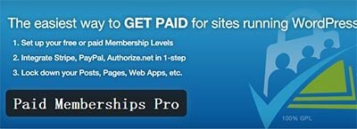 paid-memberships-pro plugin wordpress