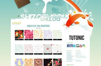 shizoo-background-patterns gratis