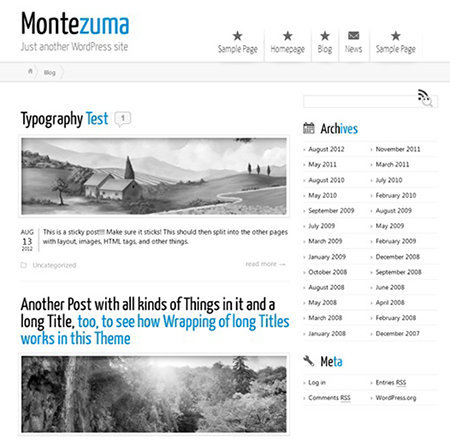 themes Montezuma-Free-WordPress-Personal-Blog