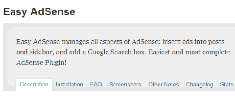 wordpress-plugin terbaik-for-adsense-easy-adsense