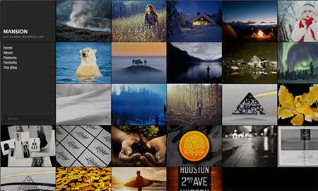 Tema WordPress Fotografi gratis photobloggers