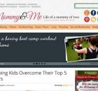 mommy and me theme wordpress