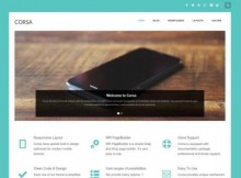 corsa-free-wordpress-theme-gratis