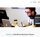 moderna theme wordpress business free