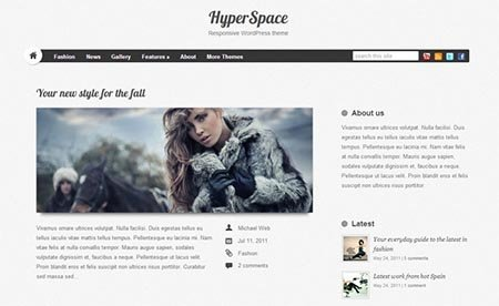 hyperspace-free-wordpress-theme responsive
