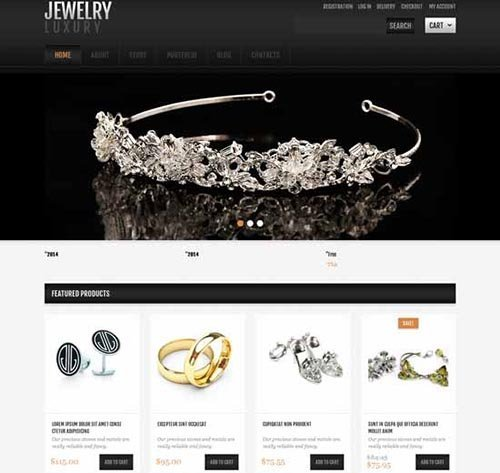 Free-Jewelry-eCommerce-WordPress-theme