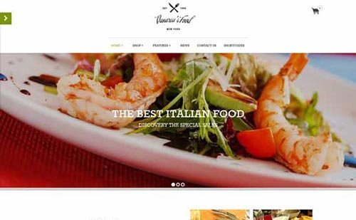 Free-Restaurant-e-Food-Wordpress-Theme