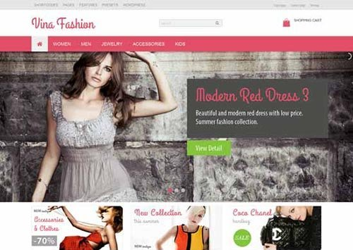 Vina-Fashion-Free-Responsive-Woocommerce-Theme