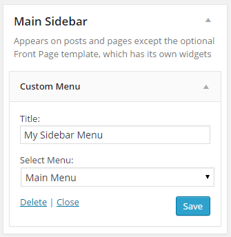 custom-menu-widget