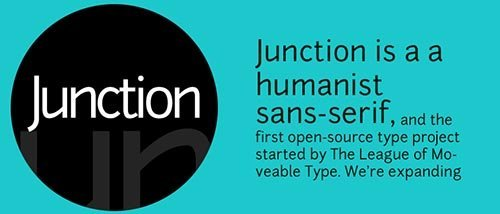 webfonts google junctions