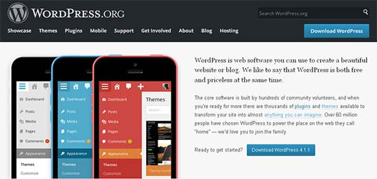 Wordpress gratis