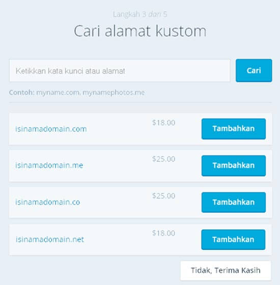 membuat blog gratis wordpress4