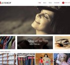 theme wordpress multishop woocommerce free