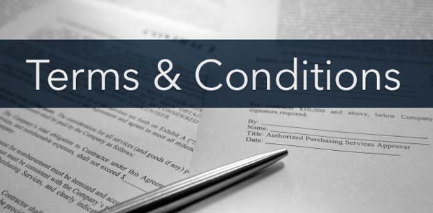 term of services agreement