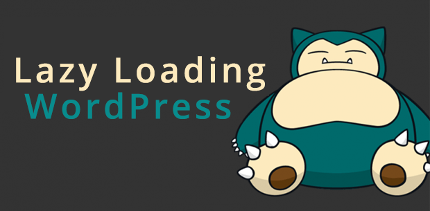 lazy load wordpress