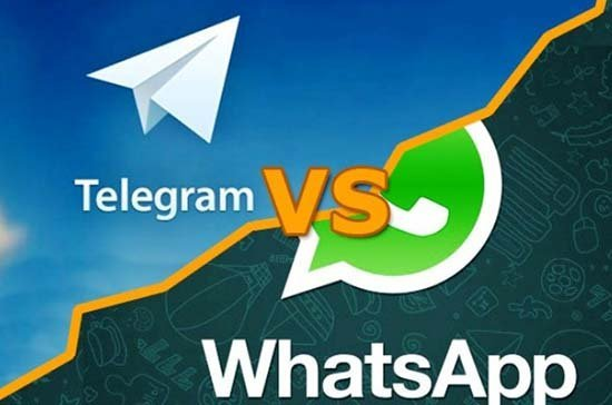kelebihan Telegram vs Whatsapp