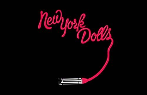 new-york-doll logo band