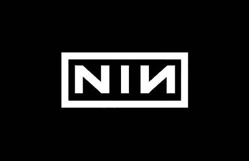 nine-inch-nails logo band