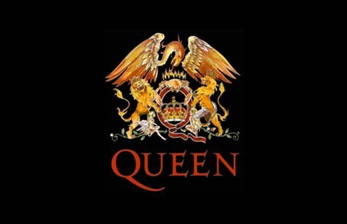 queen logo band