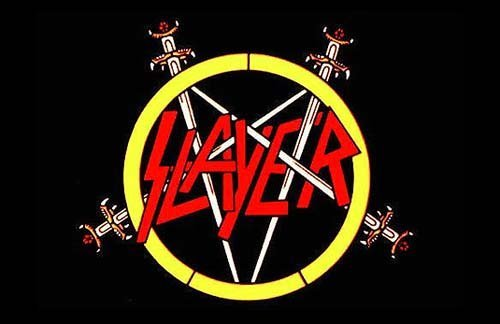 slayer logo band