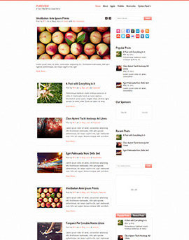 tema wordpress google adsense Pureview