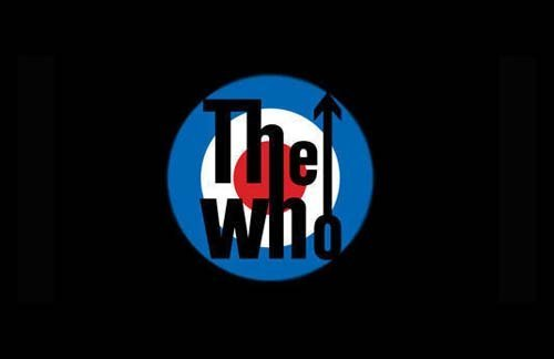the-who logo band