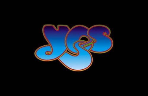 yes logo band