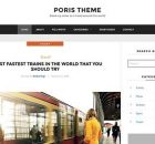 poris blog wordpress themes