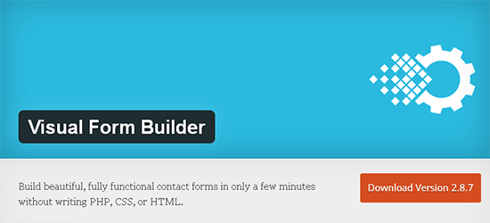 visual form builder wordpress terbaik