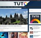 theme wordpress tuto responsive free